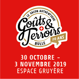 Retrouvez Pouponne & Loulette au Salon des Goûts et Terroirs de Bulle