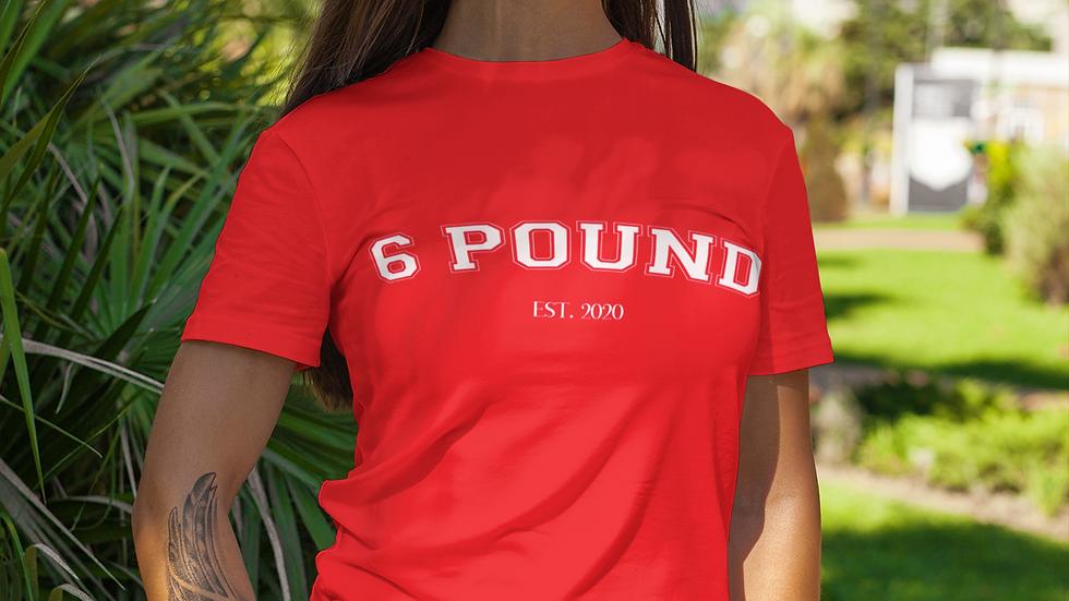 6 Pound est. 2020