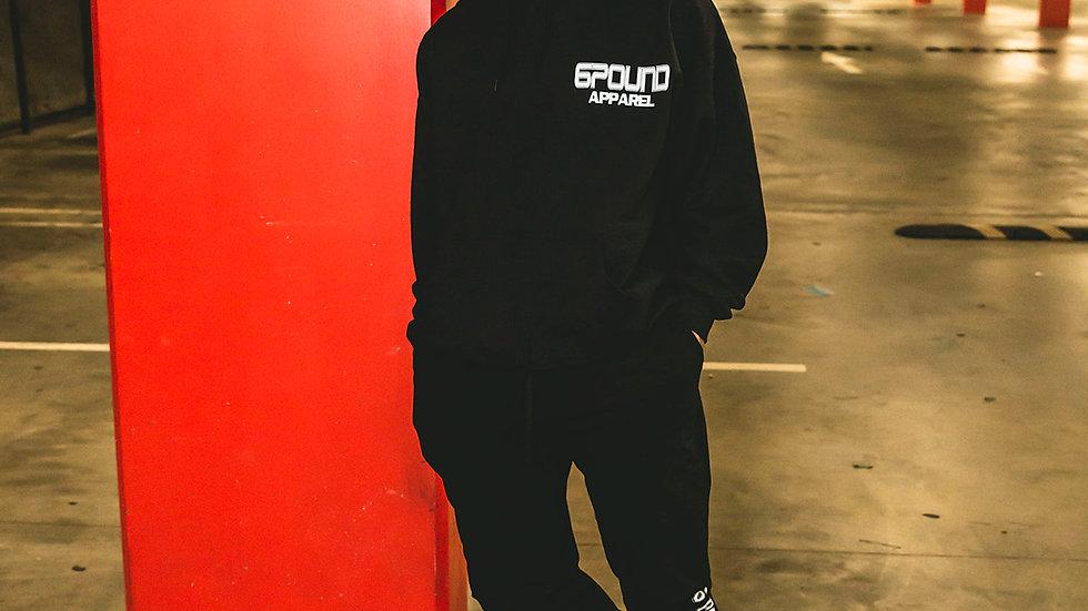 6 pound hook hoodie