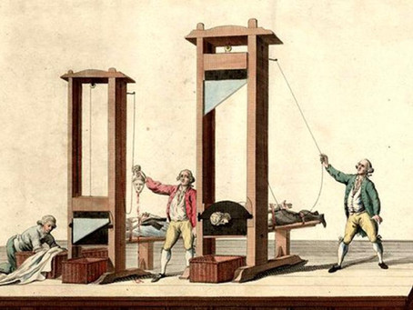 A Little Humility Spares the Guillotine