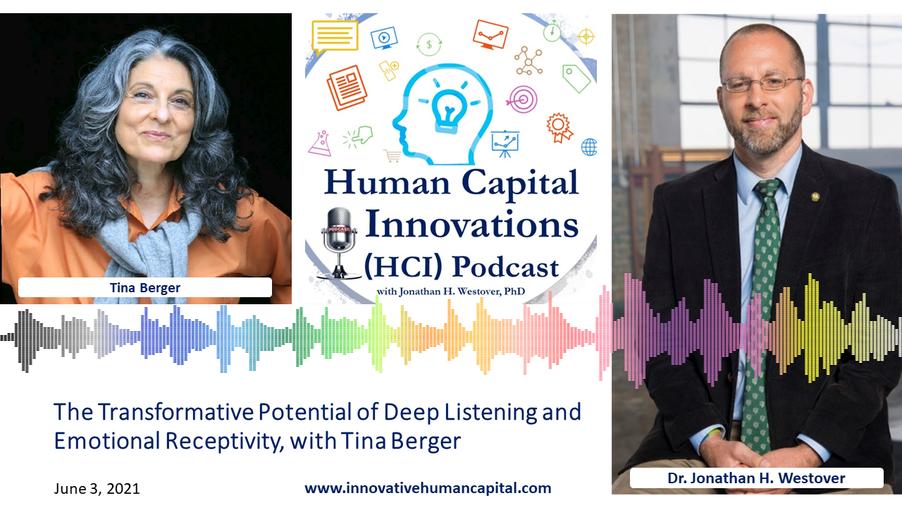 The Transformative Potential of Deep Listening & Emotional Receptivity