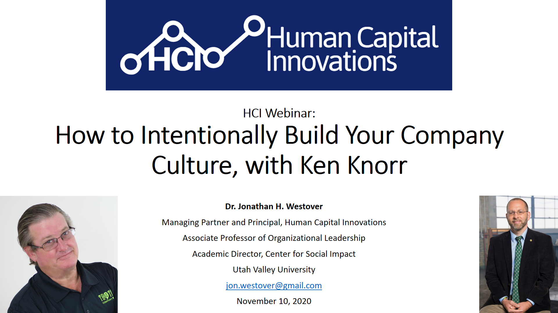 How to Intentionally Build Your Company Culture