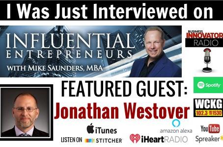 Dr. Westover on Business Innovators Radio