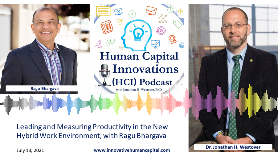 Leading & Measuring Productivity in the New Hybrid Work Environment