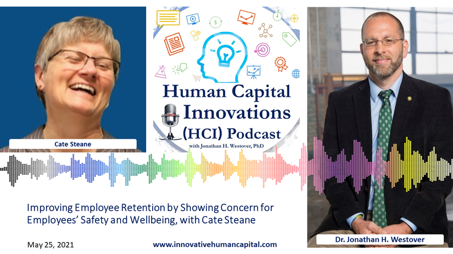 Improving Employee Retention by Focusing on Employee Safety& Wellbeing
