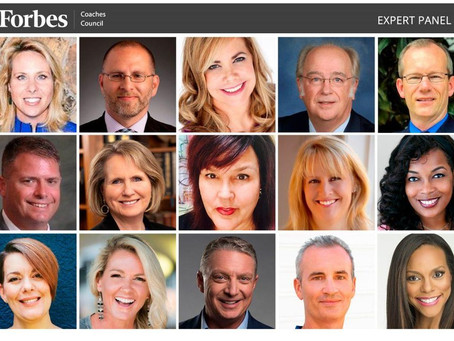 """As Seen on Forbes: """"15 Professional Coaches Share The Most Rewarding Aspect Of Their Careers"""""""