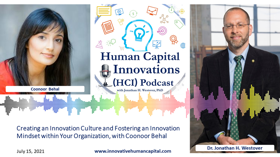 Creating and Fostering an Innovation Culture and Mindset