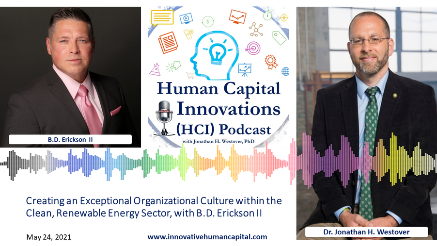 Exceptional Organizational Cultures in the Clean Energy Sector