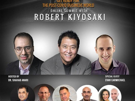 Online Summit: How to Invest, Manage Finances and Do Business Post-Covid19