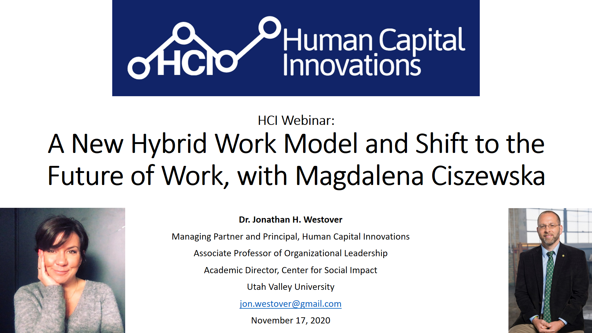 A New Hybrid Work Model and Shift to the Future of Work