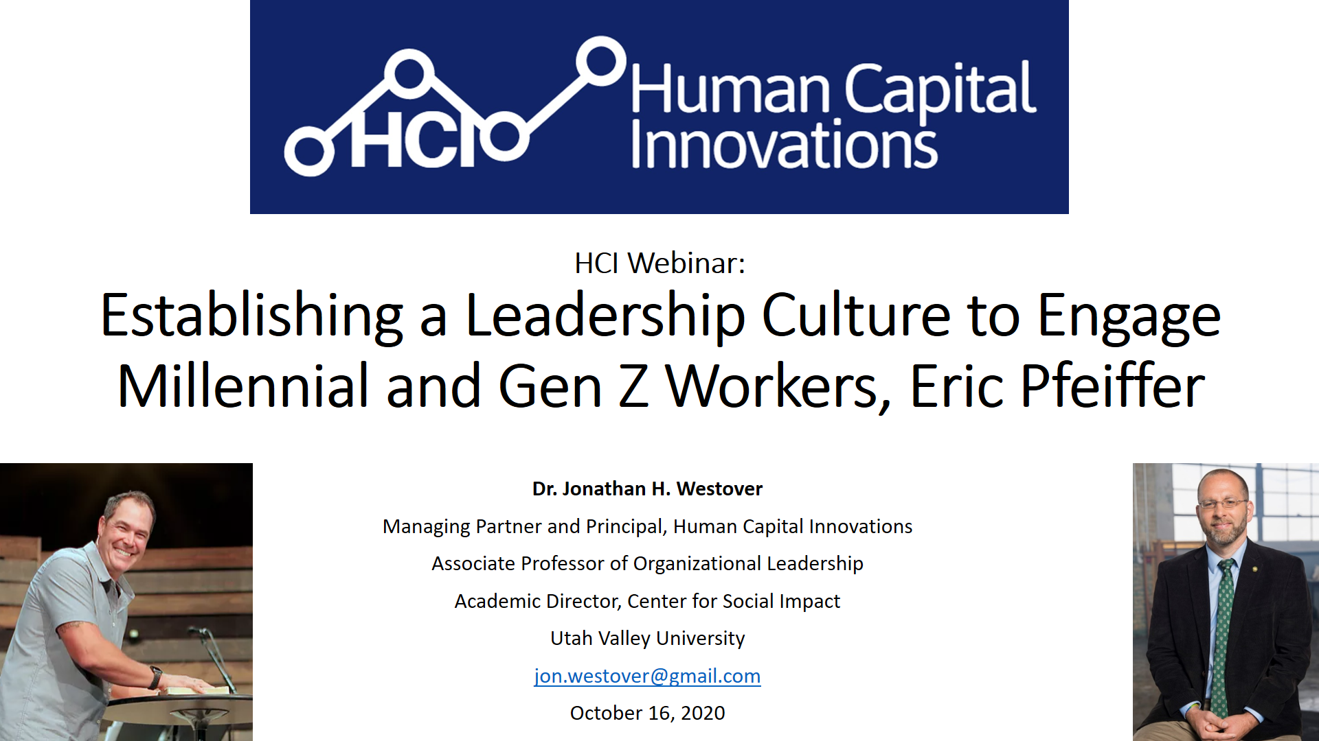 Establishing a Leadership Culture to Engage Millennial and Gen Z Workers
