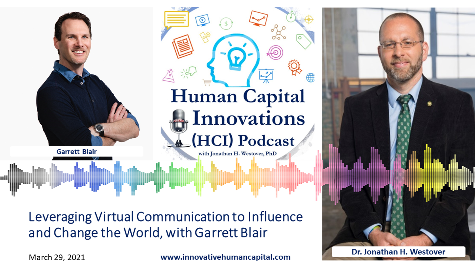 Leveraging Virtual Communication to Influence and Change the World