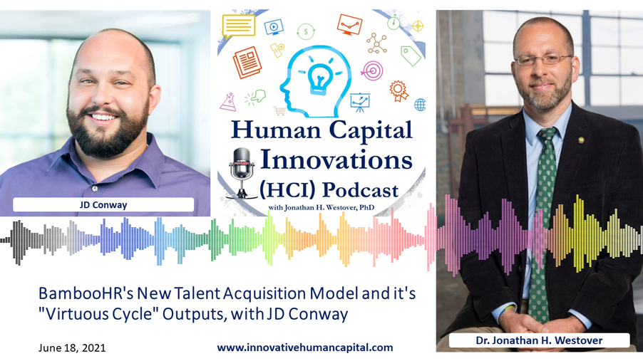 """BambooHR's New Talent Acquisition Model and it's """"Virtuous Cycle"""" Outputs"""