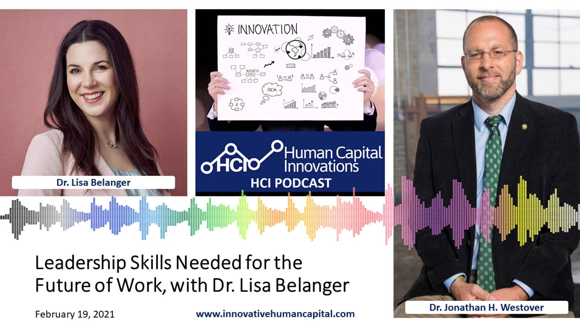 Leadership Skills Needed for the Future of Work