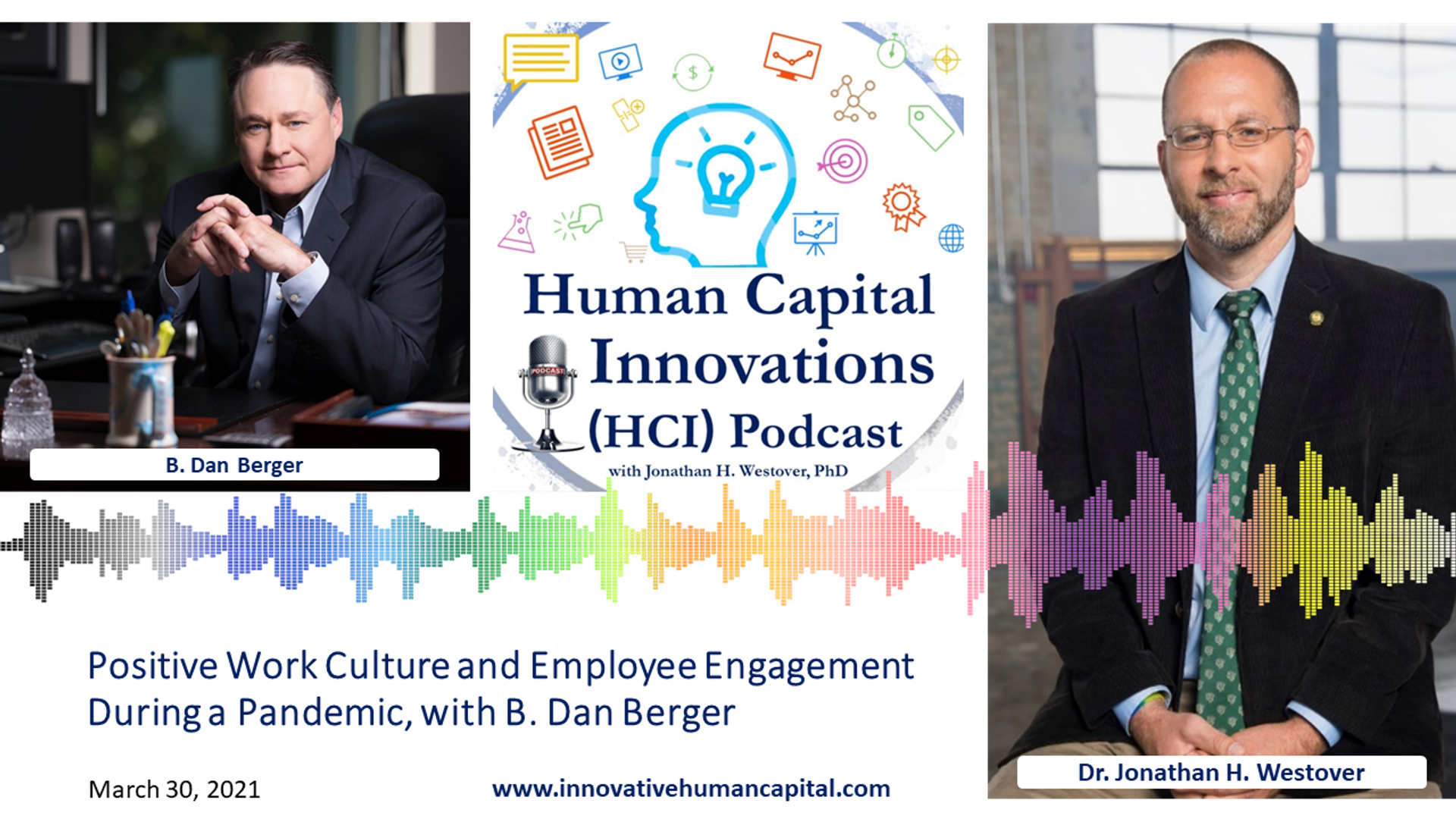 Positive Work Culture and Employee Engagement During a Pandemic