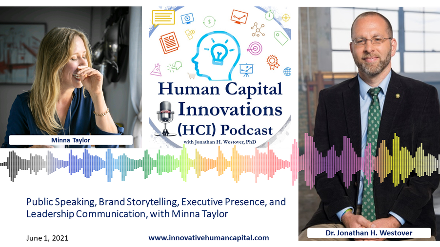 Brand Storytelling, Executive Presence, and Leadership Communication