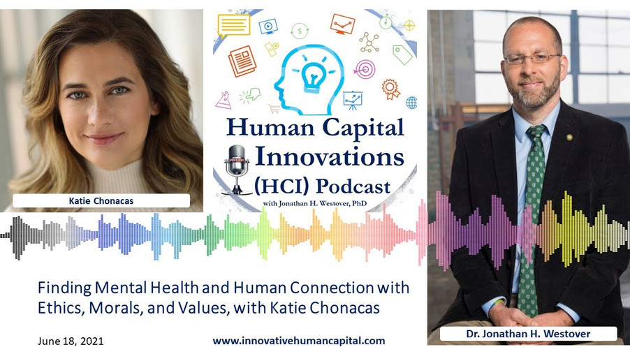 Mental Health & Human Connection with Ethics, Morals, & Values