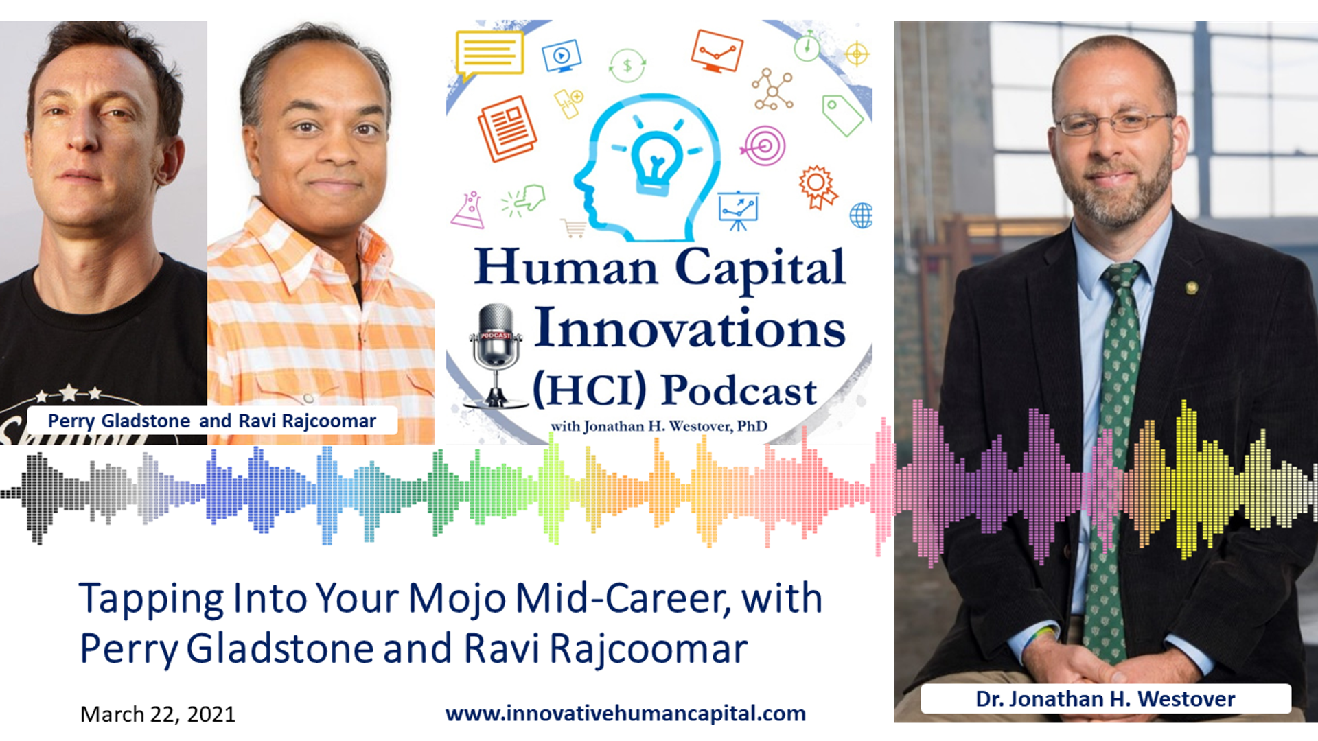 Tapping Into Your Mojo Mid-Career