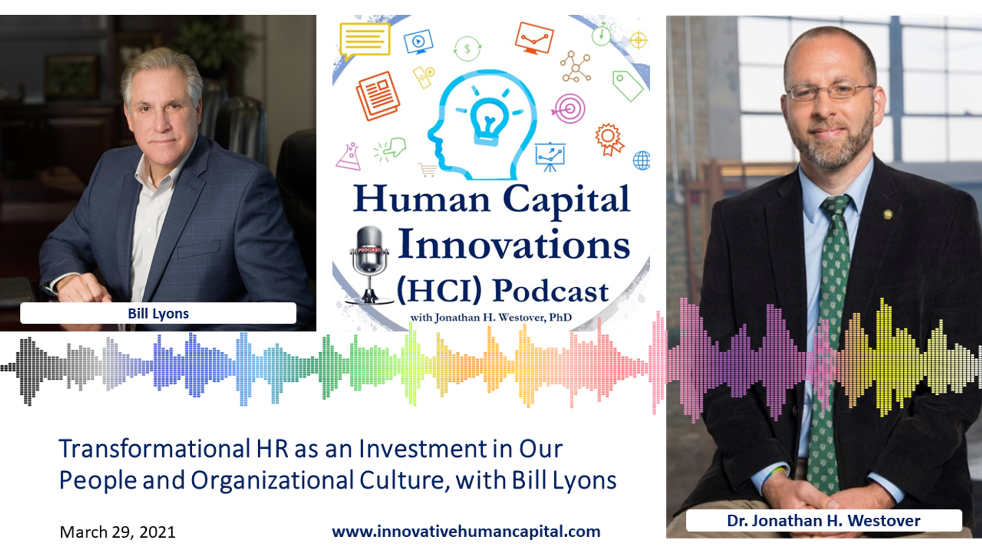 Transformational HR as an Investment in Our People and Culture, with