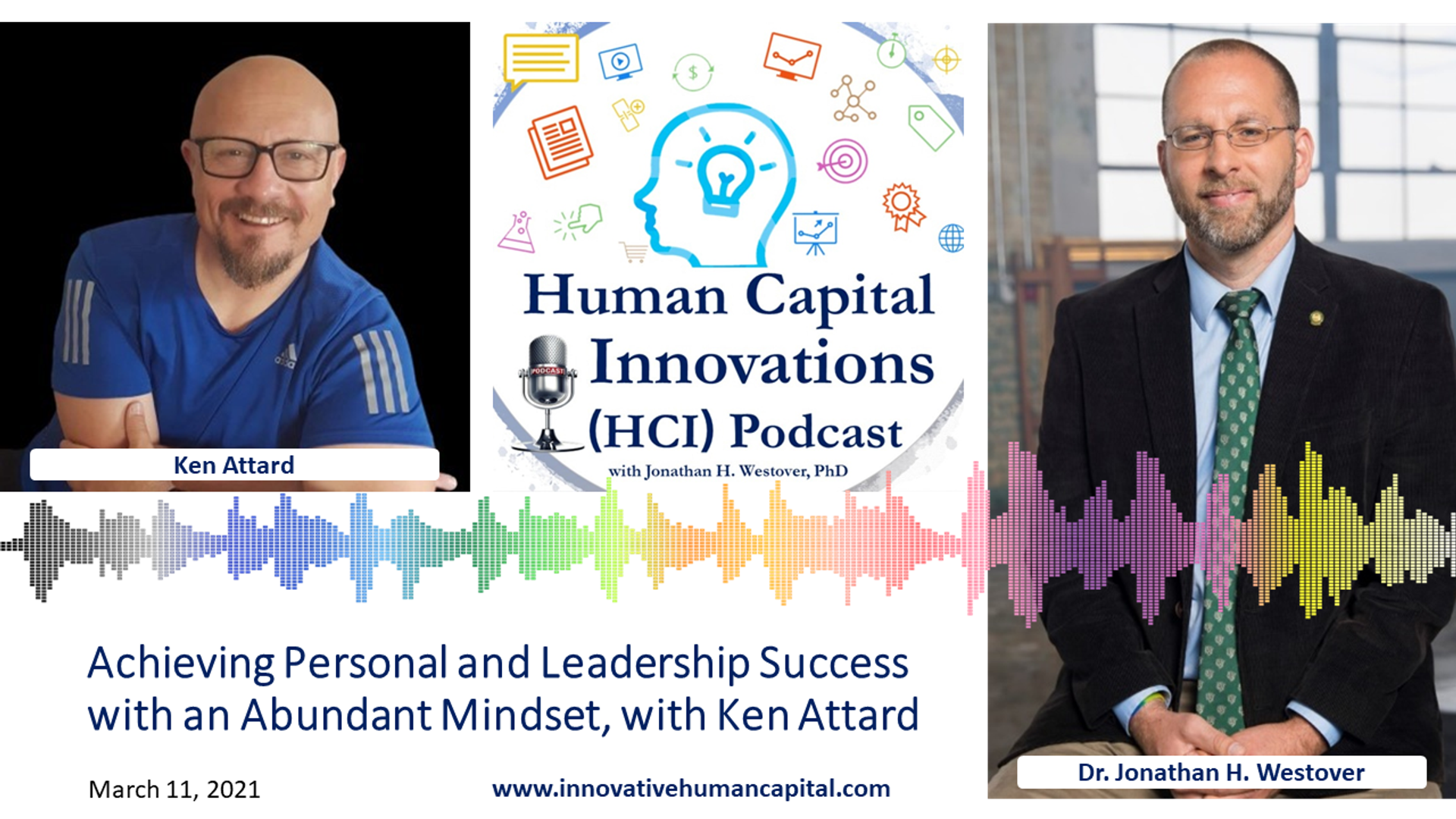 Achieving Personal and Leadership Success with an Abundant Mindset
