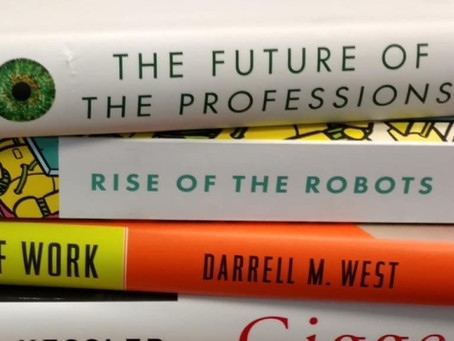 As Seen on SHRM: 6 Books on the Future of Work That Every HR Professional Should Read