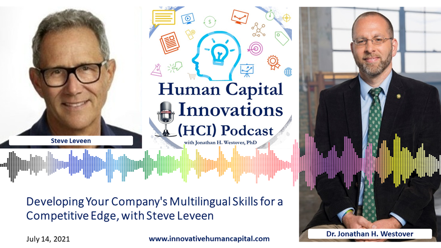 Developing Your Company's Multilingual Skills for a Competitive Edge
