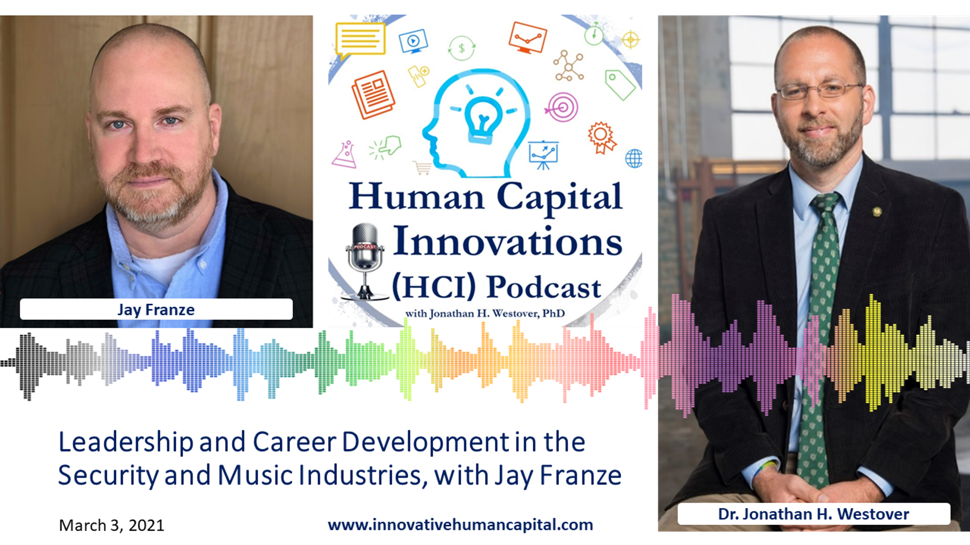 Leadership and Career Development in the Security and Music Industries
