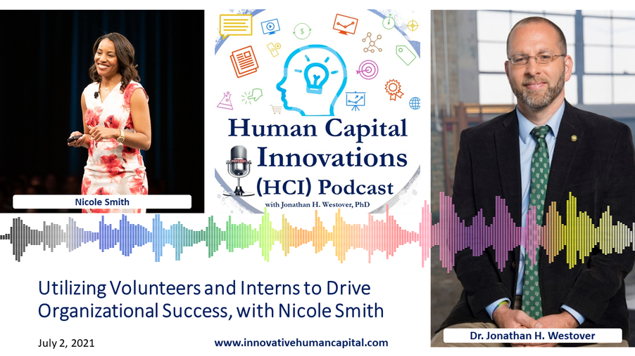 Utilizing Volunteers and Interns to Drive Organizational Success