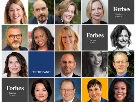 """As Seen on Forbes: """"16 Coaches Share What They Wish They Knew Before Taking On Their First Client"""""""