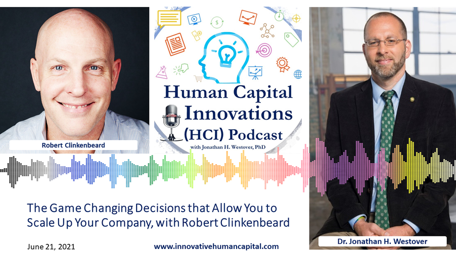 Game Changing Decisions that Allow You to Scale Up Your Company