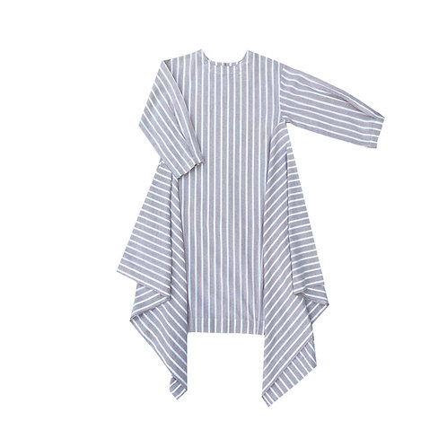 Bindu Dress Stripes
