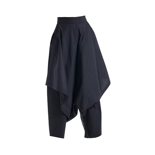 Dhoti Black Pants