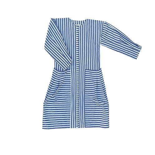 Sutra Shirt Dress