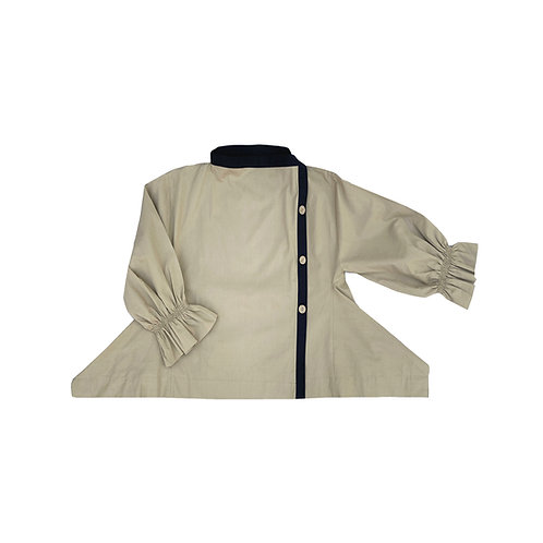 Meta Beige Jacket