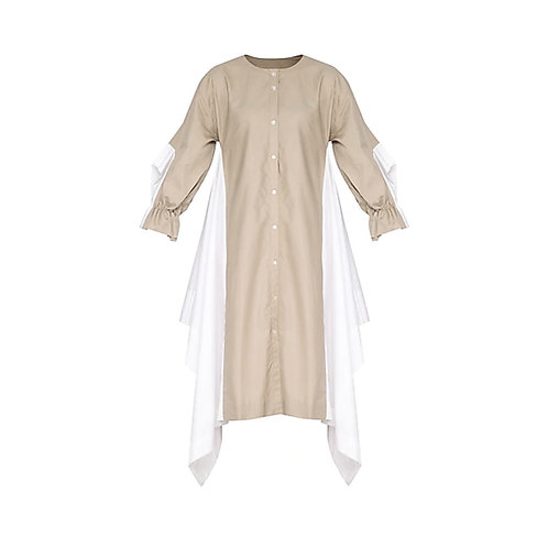 Halo Shirt Dress