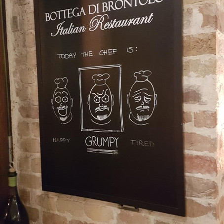 The Grumpy Shop in Budapest