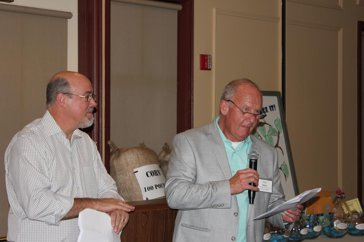 Brad Miller & Paul Baker