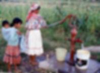 Family at pump.JPG