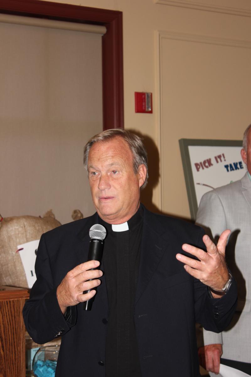 Father David Ungerleider, S.J.
