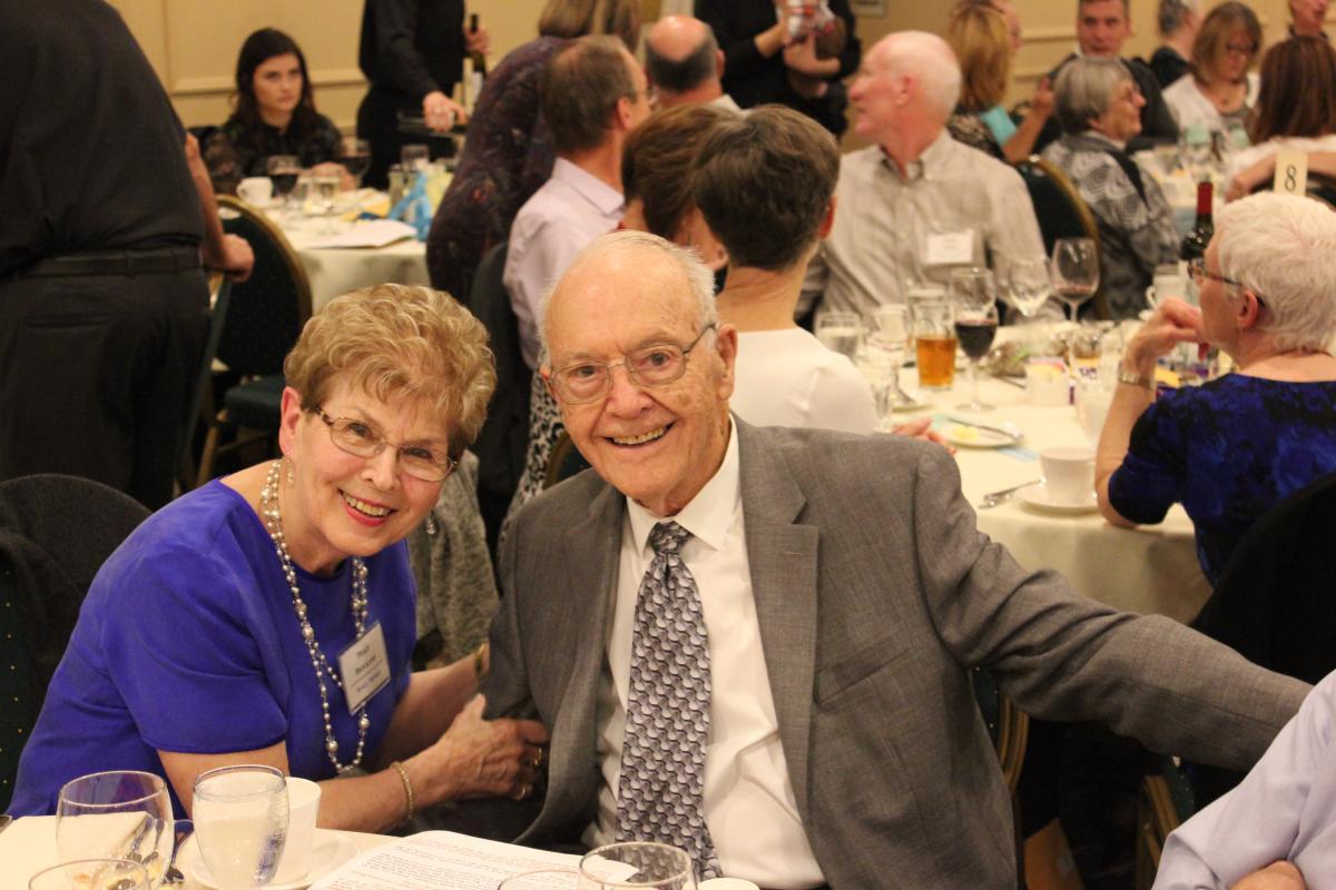 John & Peggy Brockamp