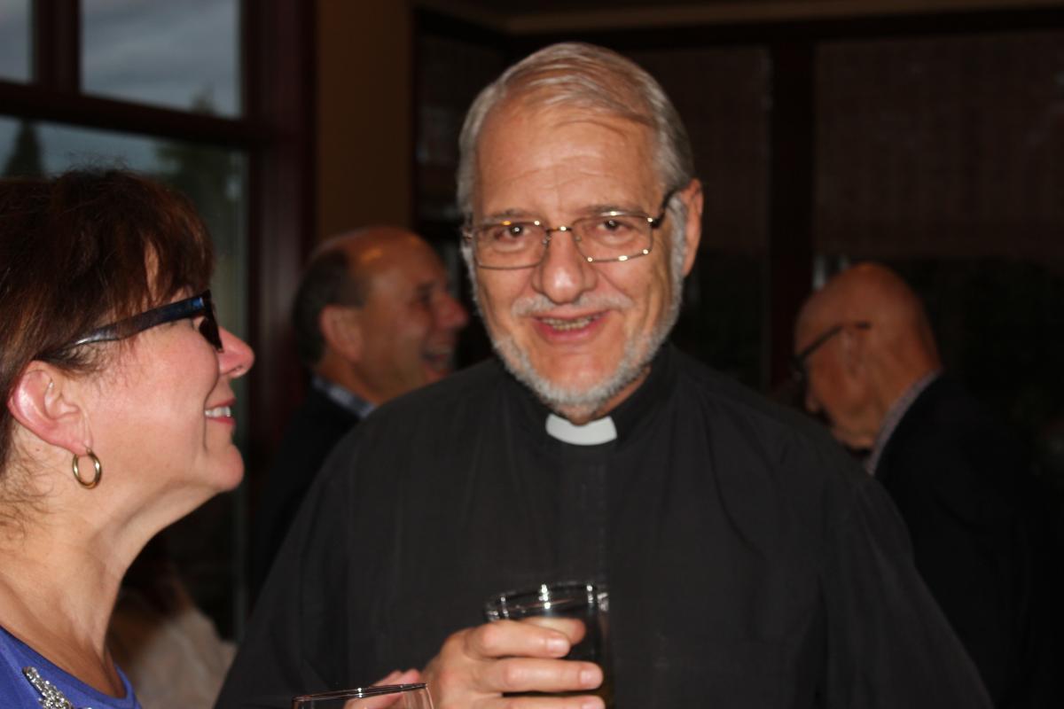 Fr. Pedro Velasco, S.J.