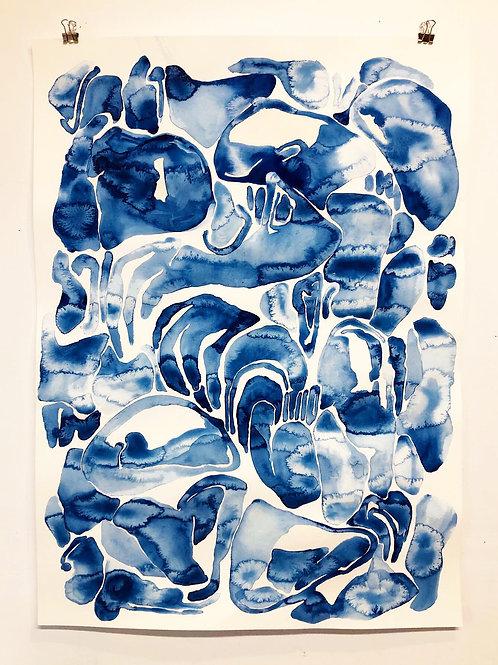 Paroxysms of water, 1