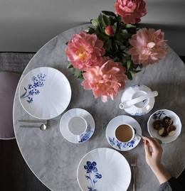 Blomst dinnerware for Royal Copenhagen