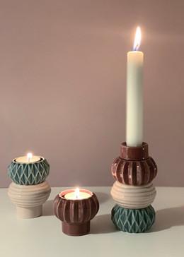 Candlestack for Dottir