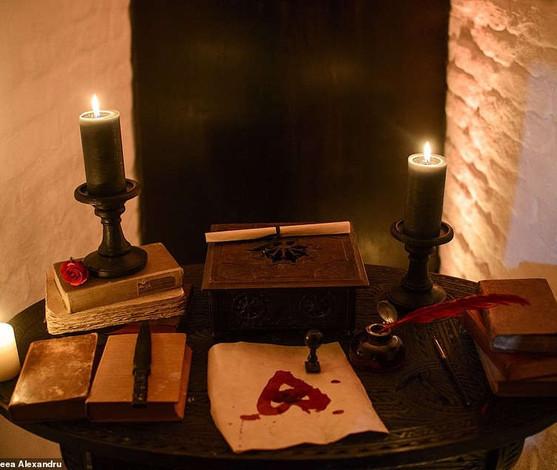 Квест интервью с вампиром