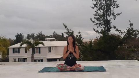 30min Immunity boosting yoga