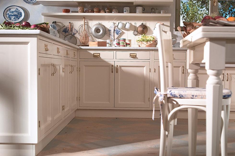 Cucina Old England - Cucina Country Chic - Torino