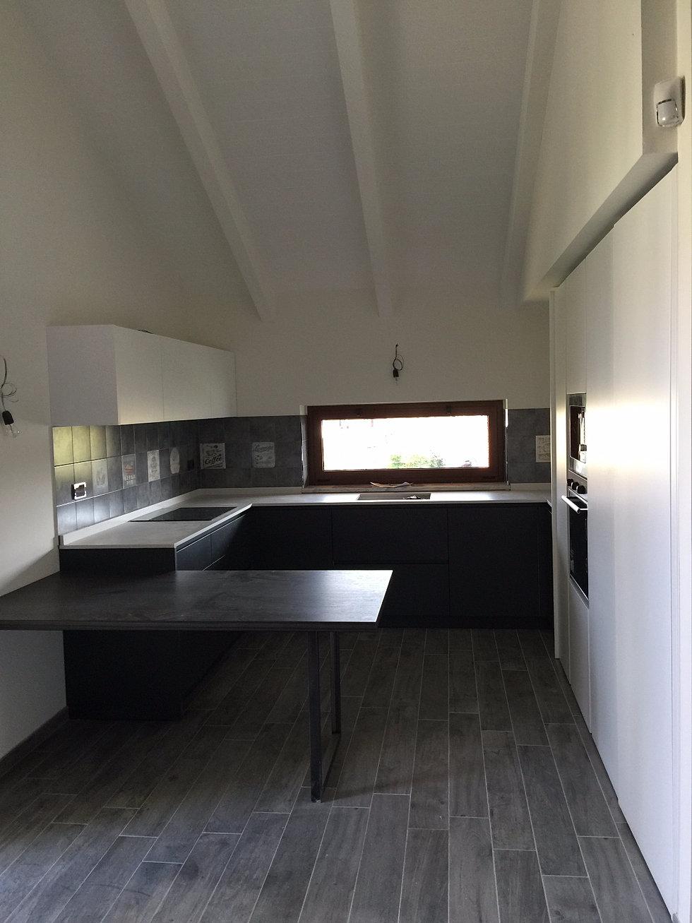 Progettazione interni arredamento design torino - Progettazione cucina on line ...