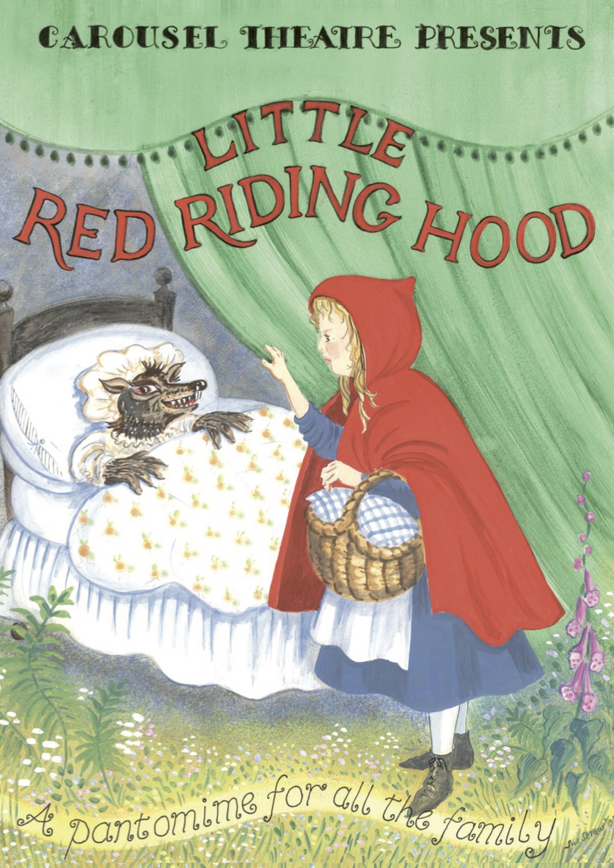 'little red riding hood 06.12 front