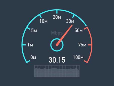 Qual a velocidade de internet ideal?